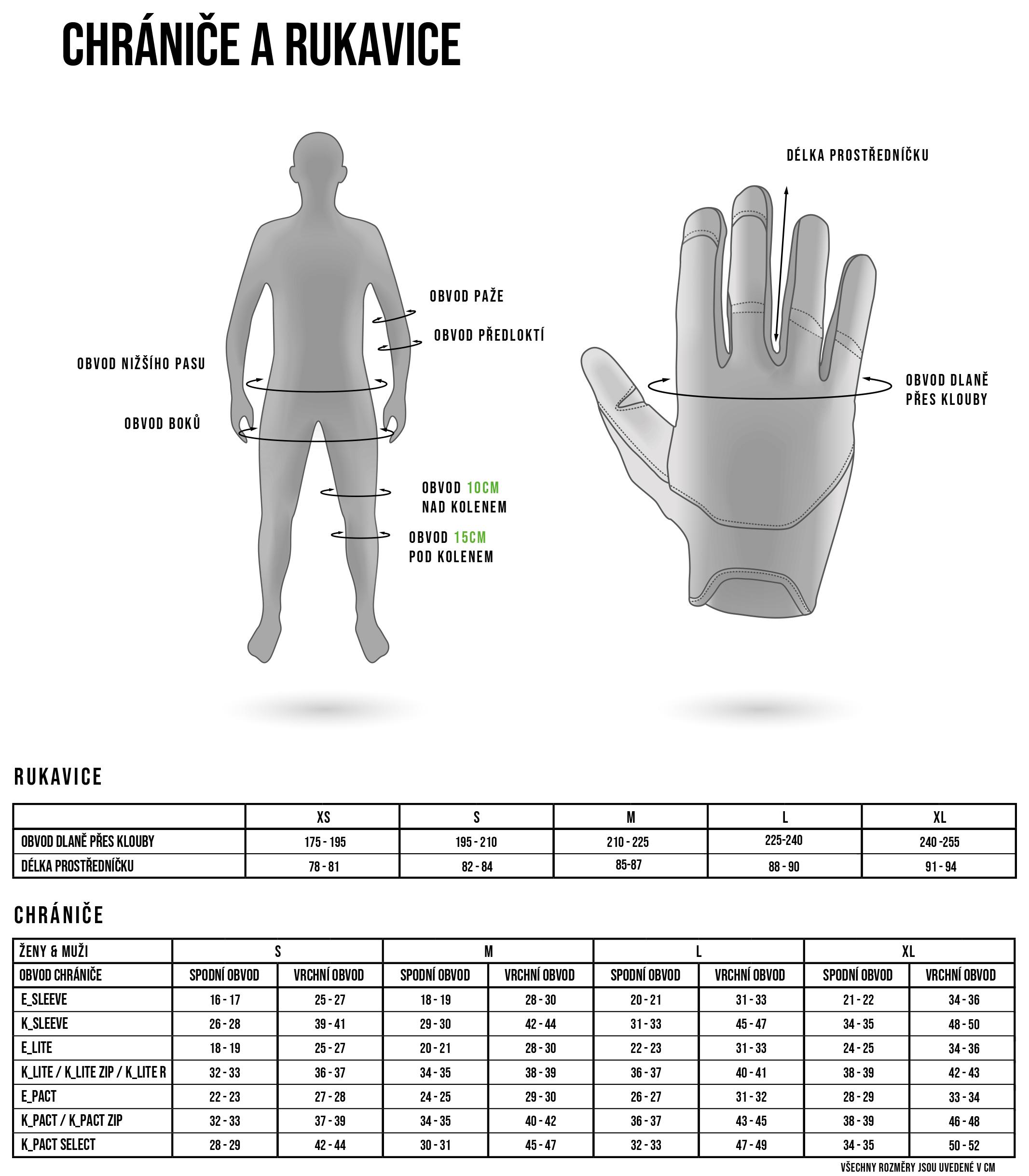 chrániče a rukavice1